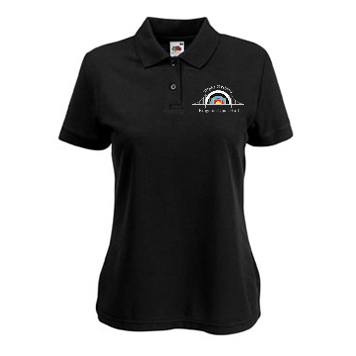 63212: Ladies Standard Polo Shirt (Fruit Of The Loom)