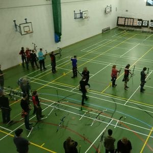 Indoor Session - Fridays 2018 @ Hull Collegiate School